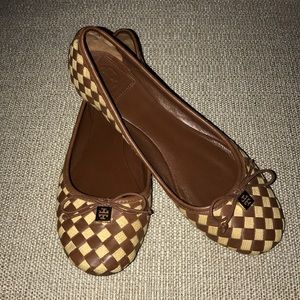 Authentic Tory Burch flats